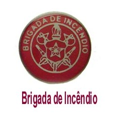 Botton BRIGADA INCÊNDIO